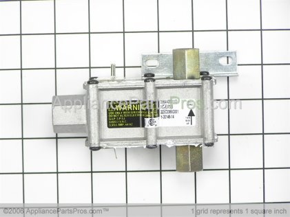 GE Valve Control WB19K36 from AppliancePartsPros.com