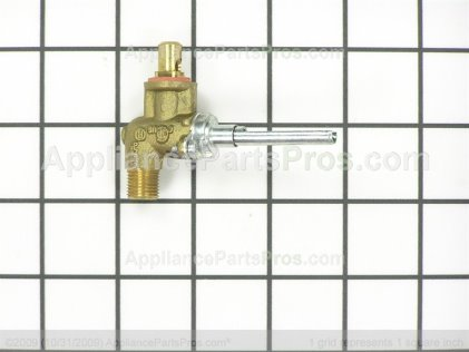 GE Valve Gas Asm WB21K10061 from AppliancePartsPros.com