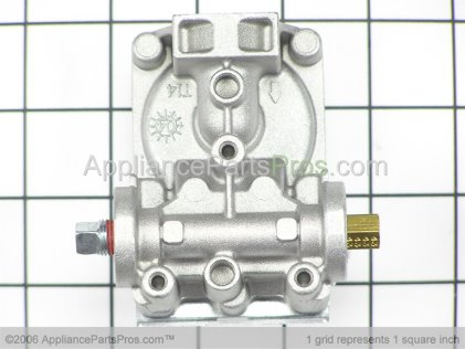 GE Valve, Gas WE14X215 from AppliancePartsPros.com