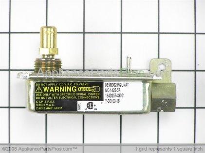 GE Valve, Oven Safety WB19K13 from AppliancePartsPros.com