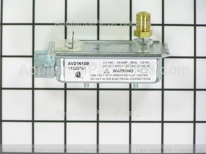 GE Valve, Oven WB21X10096 from AppliancePartsPros.com