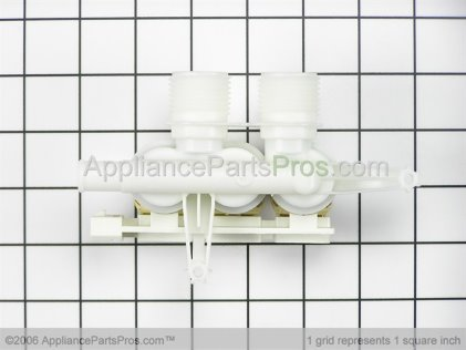 GE Valve Triple Water WH13X10025 from AppliancePartsPros.com