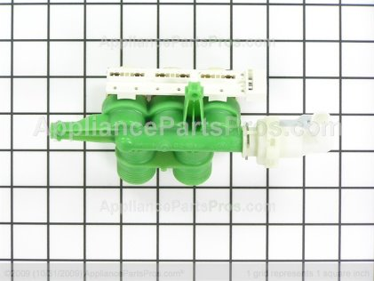 GE Valve Triple Water WH13X10032 from AppliancePartsPros.com