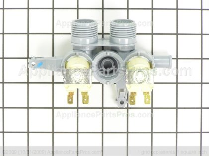 GE Valve Triple Water WH13X10037 from AppliancePartsPros.com