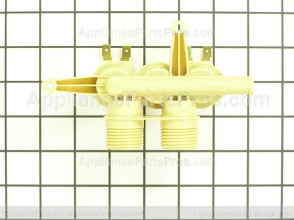 GE Valve Triple Water WH13X10048 from AppliancePartsPros.com