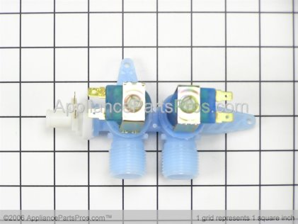 GE Valve Water WH13X10010 from AppliancePartsPros.com