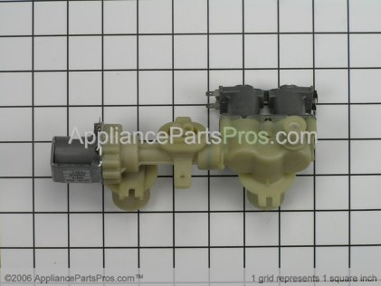GE Valve WH13X10015 from AppliancePartsPros.com