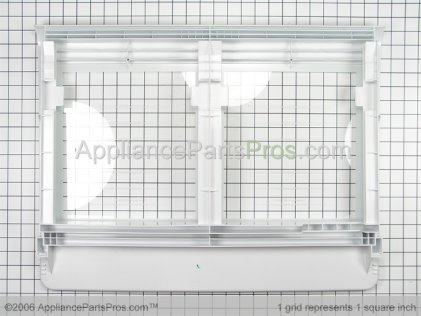 GE Veg Pan Cvr W/glass WR32X10500 from AppliancePartsPros.com
