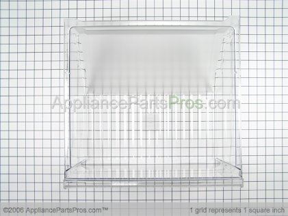GE Veg Pan Lower WR32X1493 from AppliancePartsPros.com