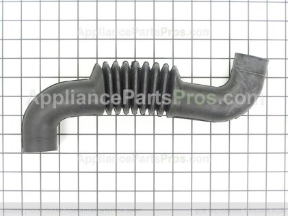 GE Vent_hose WH41X10128 from AppliancePartsPros.com
