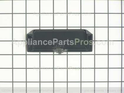 GE Vent Trim Clip Assembly WB7X7217 from AppliancePartsPros.com