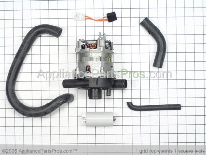 GE Wash Pump WD35X10030 from AppliancePartsPros.com
