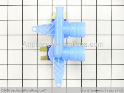 GE Washer Water Inlet Valve WH13X10024 from AppliancePartsPros.com