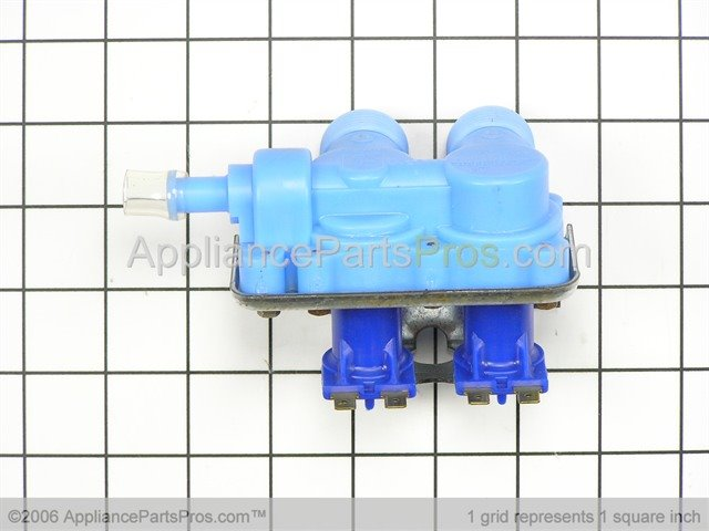 ge Washer Water Inlet Valve