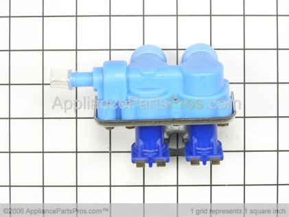 GE Washer Water Inlet Valve WH13X81 from AppliancePartsPros.com