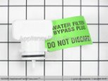 Water Filter Bypass Plug