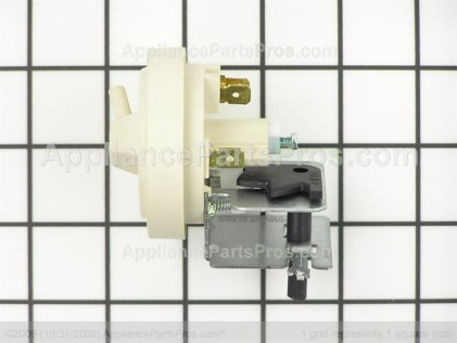 GE Water Level Switch WH12X10065 from AppliancePartsPros.com