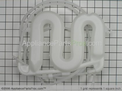 GE Water Tank & Tube Asm WR17X10734 from AppliancePartsPros.com