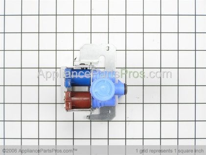 GE Water Valve Kit WR49X10043 from AppliancePartsPros.com