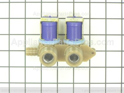 GE Water Valve WH13X10016 from AppliancePartsPros.com