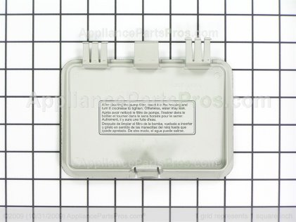 LG Cap,cover 5006ER2003H from AppliancePartsPros.com