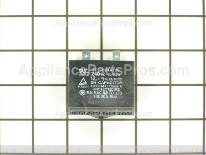 LG Capacitor 0CZZJB2014G from AppliancePartsPros.com