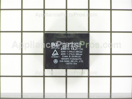 LG Capacitor 0CZZJB2014K from AppliancePartsPros.com
