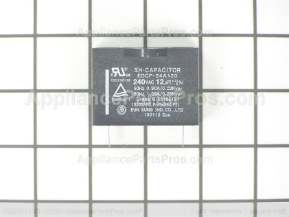 LG Capacitor 0CZZJB2014L from AppliancePartsPros.com