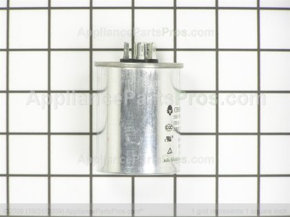 LG Capacitor,drawing 0CZZA20005J from AppliancePartsPros.com