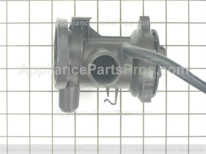 LG Casing Assembly,pump 3661FR2093E from AppliancePartsPros.com