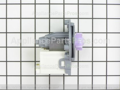 LG Circulation Pump Motor EAU61383503 from AppliancePartsPros.com