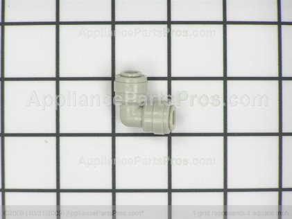 LG Connector (mech),tube 4932JA3009A from AppliancePartsPros.com