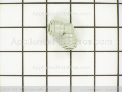 LG Connector (mech),tube 4932JA3009B from AppliancePartsPros.com