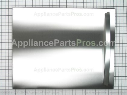 LG Cover Assembly,front 3551DD1003L from AppliancePartsPros.com