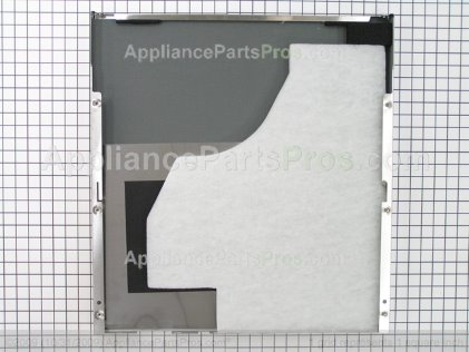 LG Cover Assembly,front 3551DD1004D from AppliancePartsPros.com