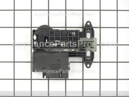 LG Door Lock Switch Assembly 6601ER1004C from AppliancePartsPros.com