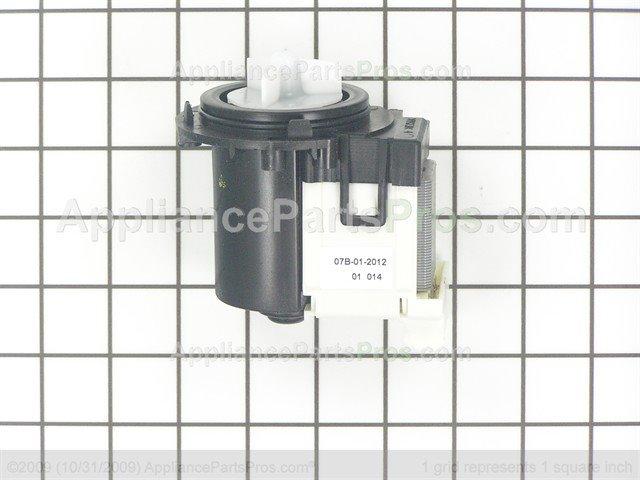 Washer parts lg tromm washer parts diagram for Lg washing machine pump motor