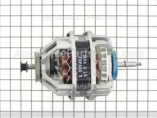 lg drive motor assembly 4681el1008a ap4438218_04_l how to lg dryer dle5955w will not tumble or doesn't tumble Basic Electrical Wiring Diagrams at mifinder.co