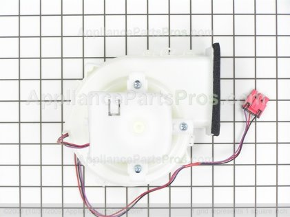 LG Duct Assm.,connector 5209JA1044A from AppliancePartsPros.com