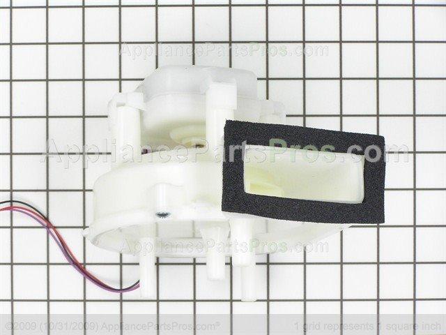 Lg ja a ice maker cooling fan assembly