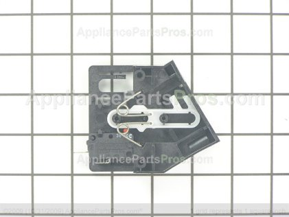 LG Holder Assembly,locker AEJ33593401 from AppliancePartsPros.com