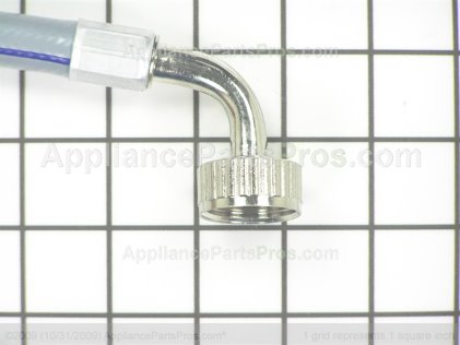 LG Hose,inlet 5215FD3715M from AppliancePartsPros.com
