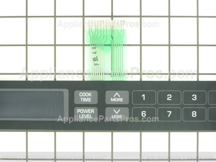 LG Key Membrane 3506W1A463F from AppliancePartsPros.com