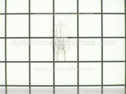 LG Lamp,halogen 6912A40002J from AppliancePartsPros.com