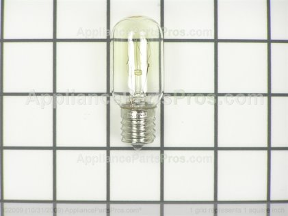 LG Light Bulb 6912W1Z004B from AppliancePartsPros.com