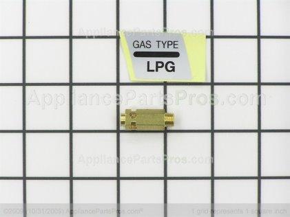 LG Liquid Propane Gas Orifice 383EEL3002A from AppliancePartsPros.com
