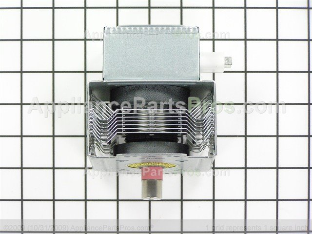 Lg Magnetron For Lrm1260sw No Heat Ap4457332 From Liancepartspros