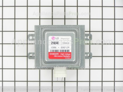 LG Magnetron 6324W1A001M from AppliancePartsPros.com
