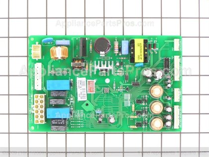 LG Main Electronic Control Board EBR34917104 from AppliancePartsPros.com
