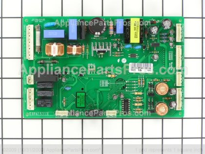 LG Main Electronic Control Board EBR41531302 from AppliancePartsPros.com